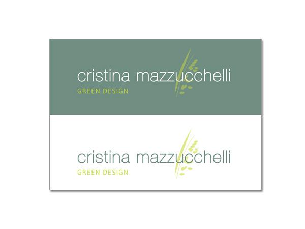 Cristina Mazzucchelli Green Design