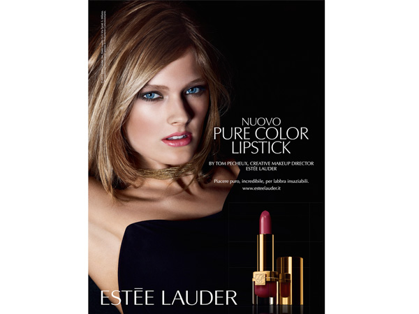 Esteé Lauder: copywriting, esecutivi, packaging